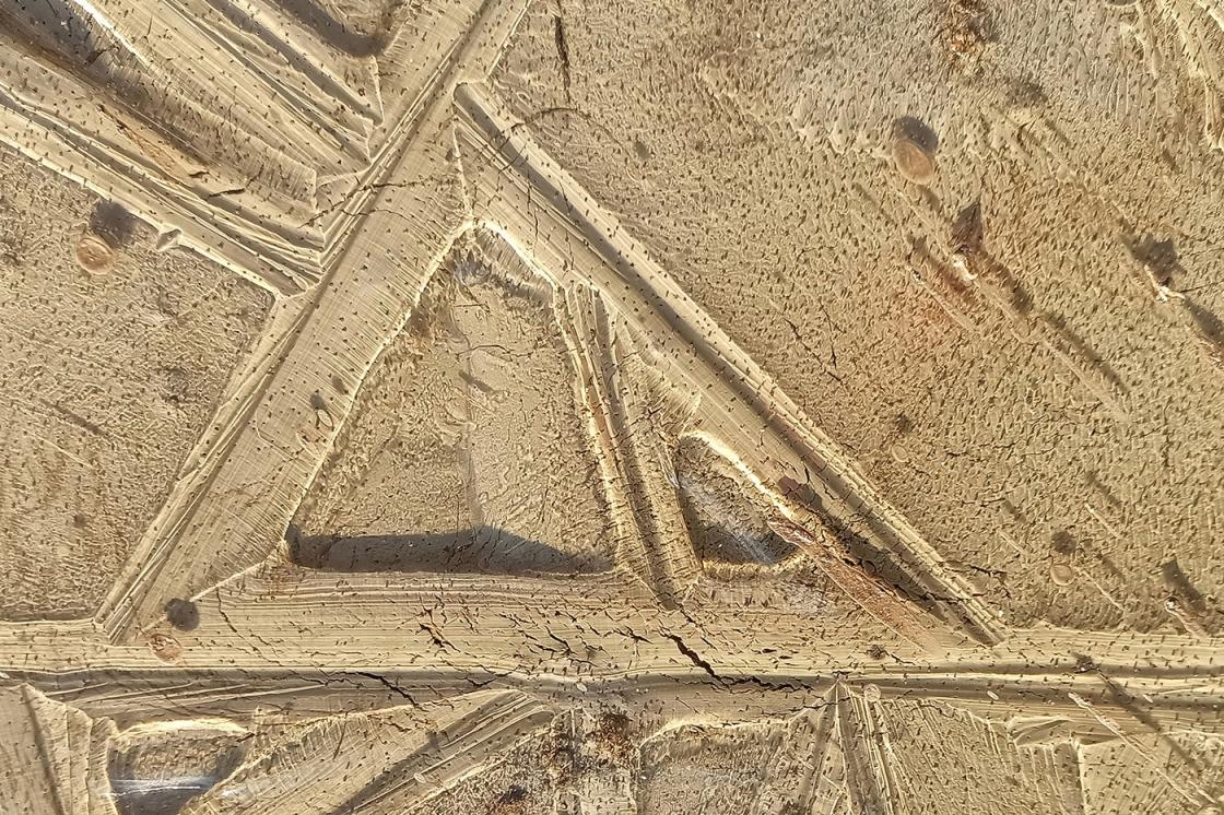Jeges geometria