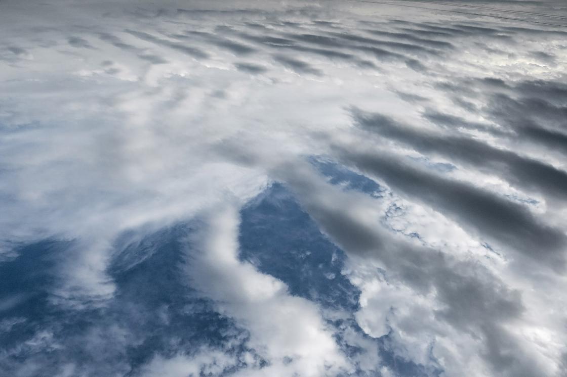 Gomolyos rétegfelhő