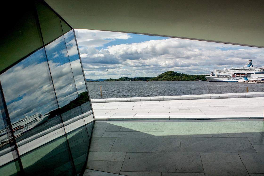 Oslo • Operaház