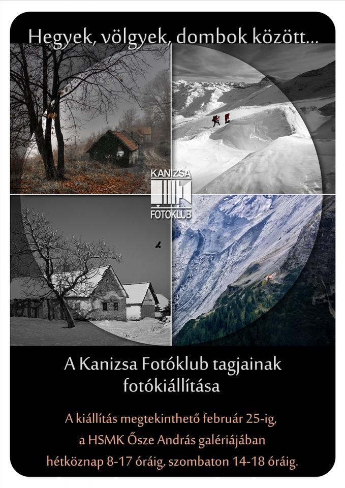Klubkiállítás plakát