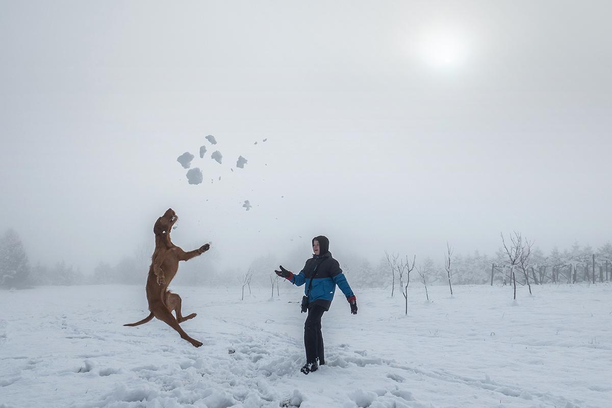 Hófehér mesevilág